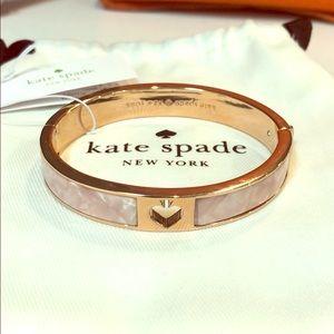New Kate Spade Rose Gold Bracelet